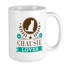 Chausie Cat Lover Mug