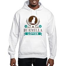 Burmilla Cat Lover Hoodie