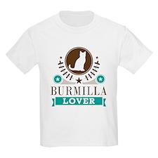 Burmilla Cat Lover T-Shirt