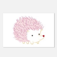 Hedgehog Postcards (Package of 8)