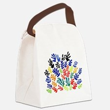 MATISSE LEAVES Canvas Lunch Bag
