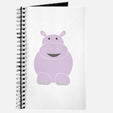 Cartoon Hippo Journal