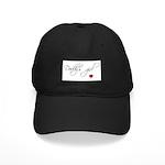 DADDYS GIRL Black Cap