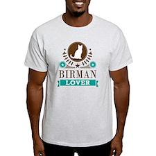 Birman Cat Lover T-Shirt