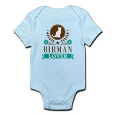 Birman Cat Lover Infant Bodysuit