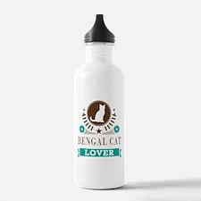 Bengal Cat Lover Water Bottle