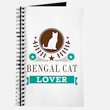 Bengal Cat Lover Journal