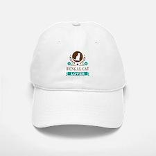 Bengal Cat Lover Baseball Baseball Cap