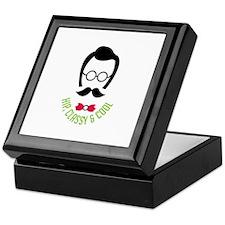 Classy & Cool Keepsake Box