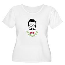 Classy & Cool Plus Size T-Shirt