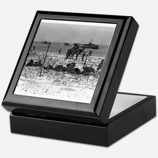Unique World war ii veteran Keepsake Box