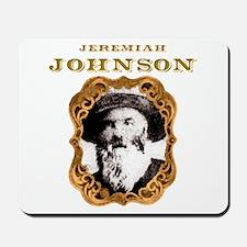 Jeremiah Johnson Mousepad