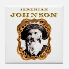Jeremiah Johnson Tile Coaster