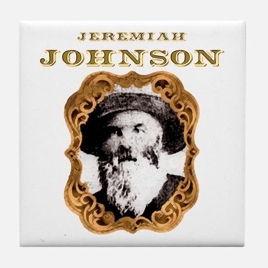 Jeremiah Johnson Tile Coaster