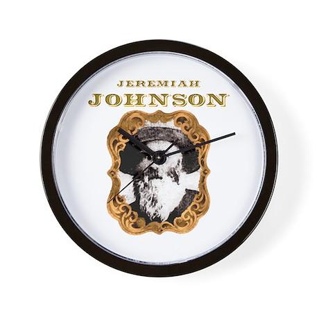 Jeremiah Johnson Wall Clock
