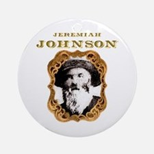 Jeremiah Johnson Ornament (Round)