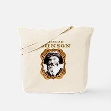 Jeremiah Johnson Tote Bag