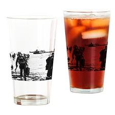 Unique World war ii Drinking Glass