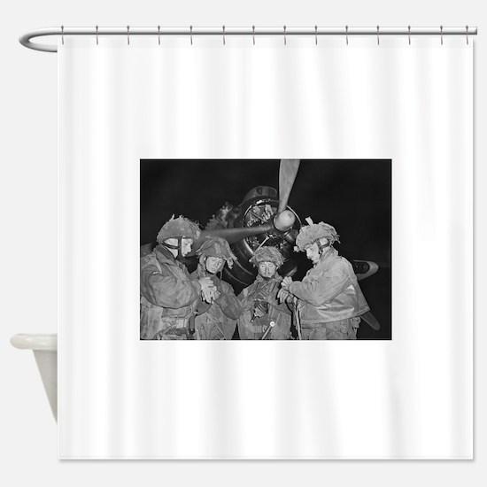 Cool Ww2 Shower Curtain