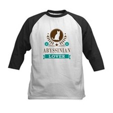Abyssinian Cat Lover Tee