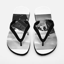 Funny Air force veteran Flip Flops
