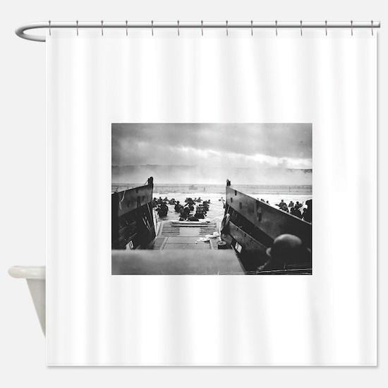Unique Ww2 Shower Curtain
