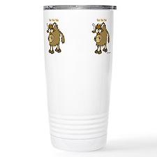 Cute Animals wildlife Travel Mug
