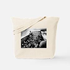 Unique Mancave Tote Bag