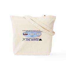 Mount CUPEC Tote Bag