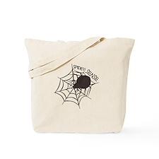 Spidey Sense Tote Bag