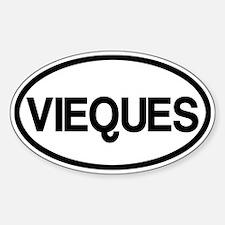 Vieques Bumper Stickers