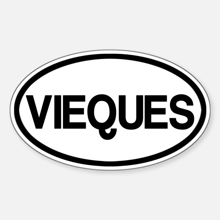 Vieques Decal