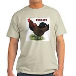 Red Caps Light T-Shirt