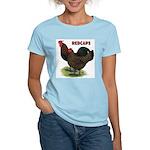 Red Caps Women's Light T-Shirt