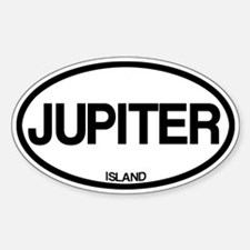 Jupiter Island Decal