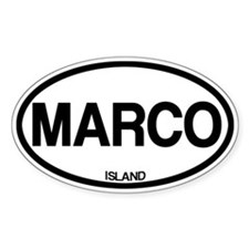 Marco Island Decal