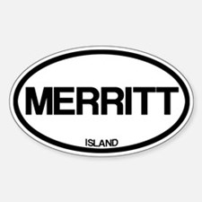 Merritt Island Decal