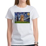 Starry / Doxie (LH-Sable) Women's T-Shirt