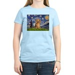 Starry / Doxie (LH-Sable) Women's Light T-Shirt