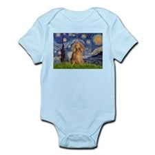 Starry / Doxie (LH-Sable) Infant Bodysuit