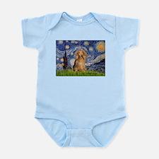 Starry / Doxie (LH-Sable) Infant Bodysuit