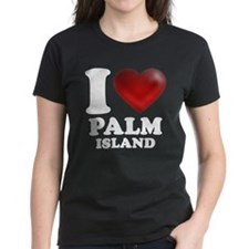 I Heart Palm Island T-Shirt