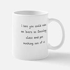 Intro to Sociology Mugs