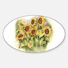 Field of Sunflower Decal