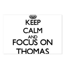 Keep Calm and Focus on Th Postcards (Package of 8)