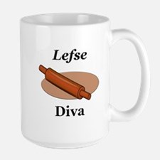 Lefse Queen Mug