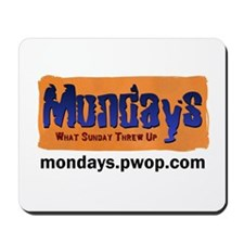 Mondays Mousepad