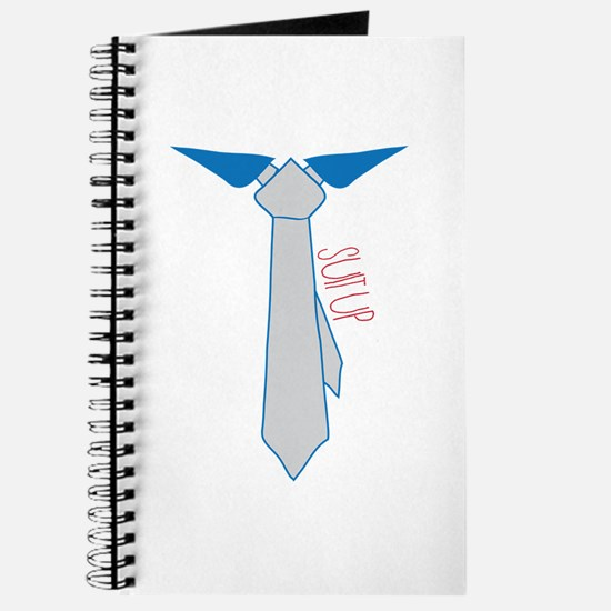 Suit Up Journal