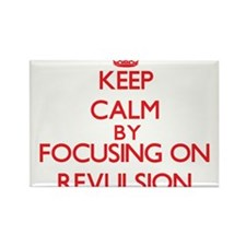 Keep Calm by focusing on Revulsion Magnets