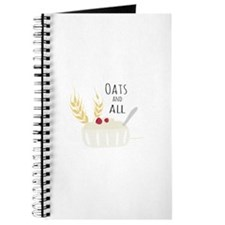 Oats And All Journal
